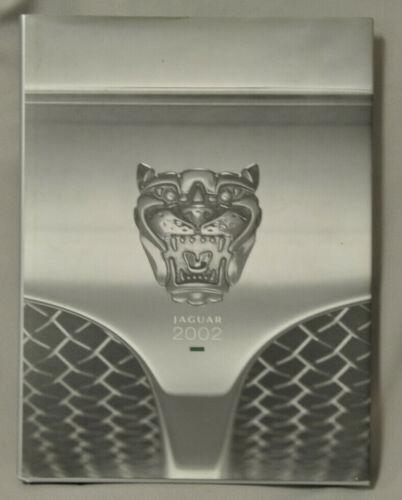 "Jaguar 2002 Large Hardbound Book. 189 pages  10"" x 13"""