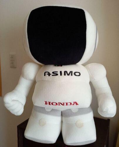Honda ASIMO BIG SIZE Plush Doll BANDAI 60cm