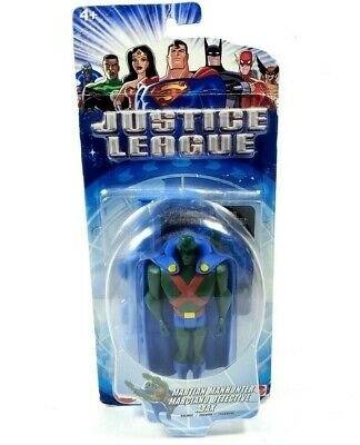 """Mattel DC Justice League Martian Manhunter 5"""" Action Figure for sale  Shipping to India"""