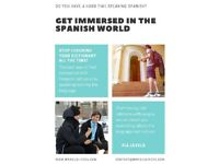 Fun Intensive Spanish Course for Adults