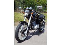 AJS Modena 125cc scooter euro 4 Cadwell 125