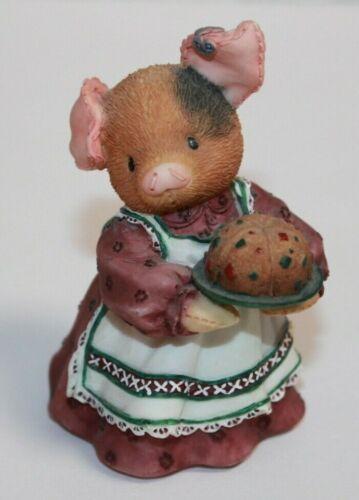 Enesco This Little Piggy You Take The Cake Figure 274615
