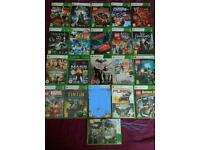 X box 360 elite and games