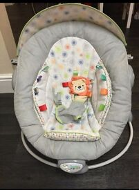 Taggies Bright Stars Bouncer