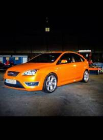Ford focus 2.5 siv st-3 5 Door with engine block mod