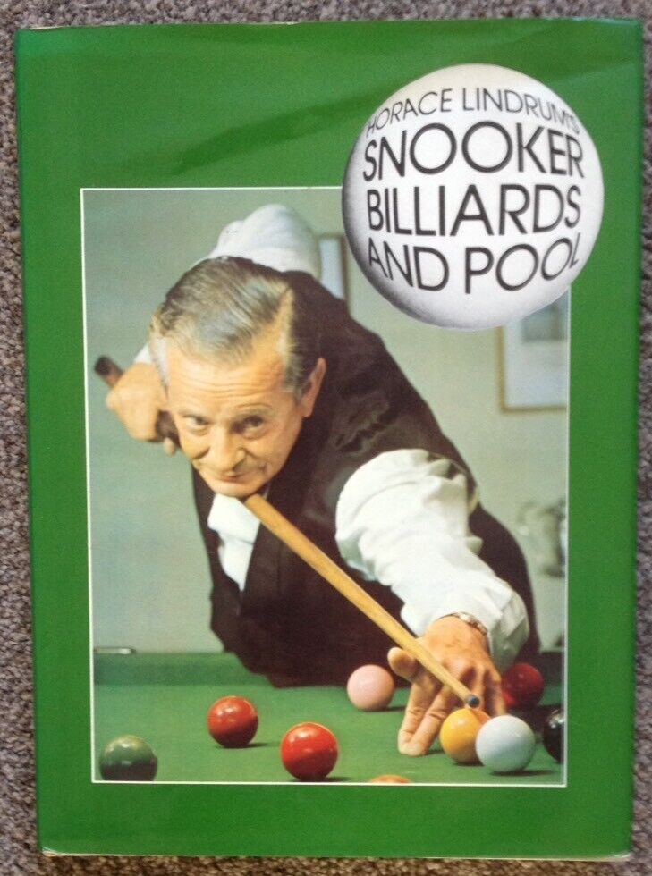 Horace Lindrums Snooker Billiards and Pool