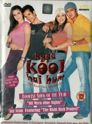 KYAA KOOL HAI HUM - ORIGINAL BOLLYWOOD DVD