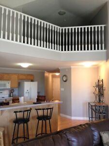 243 Gregoire Drive - Top Floor Lofted Apartment
