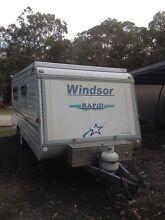 2002 Windsor Rapid Pop Top Caravan like Jayco Expander Sheldon Brisbane South East Preview