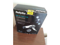 BabyLiss Dry & Curl 2100 Hair Dryer