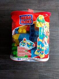 Big bag of Megabloks