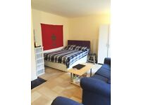 Large Double Room in Flat Share with Private Garden
