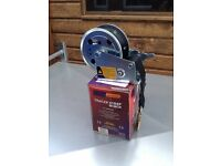 Trailer Winch with Strap and Hook £27.50