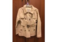 Next Girls stone Coat/Mac, for age 6