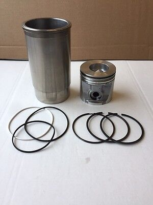 John Deere 6.101at Early 6.619at Late Piston Kit Re40476 Re20275 8650 8760