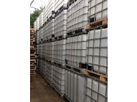 IBC Container tanks WANTED! CASH WAITING! Can collect immediately! 07830426949 We are fully licensed