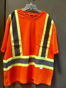 ForceField High Visibility Mesh Safety Tee