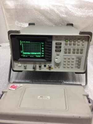 Hp 8590a 10khz-1.5ghz Spectrum Analyzer