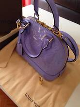 Louis Vuitton – Alma BB $1,850, Excellent Condition with receipt Sydney City Inner Sydney Preview