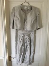 John Charles Mother of the Bride/Groom outfit plus hat