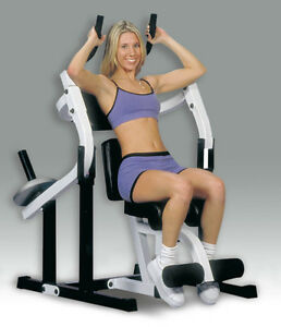 Yukon Fitness Ab Crunch Machine ACM-190 NEW! Abdominal Crunches Sit Up Ups