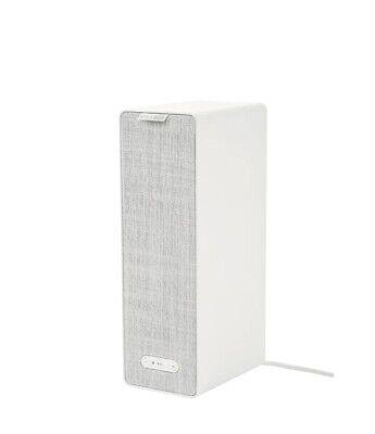 804.352.11 IKEA Sonos Symfonisk WiFi Bookshelf Speaker - white