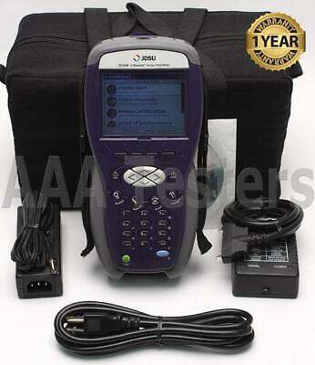 Jdsu Viavi Dsam-3500b Digital Catv Meter W Secure Sync Dsam3500