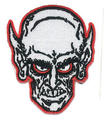 Nosferatu Vampire Iron-On Patch Monster Horror Movie Marilyn Manson Rob Zombie - Rob Zombie Halloween Decorations