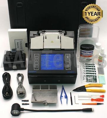 Siecor Corning M90 6000 Series Sm Mm Fiber Core Alignment Fusion Splicer Cleaver