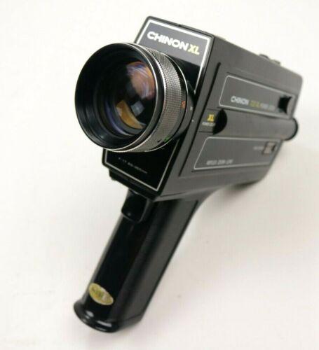 Chinon 723 XL Power Zoom Super 8 Cine movie Camera with Case