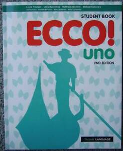 UNUSED Ecco! Uno (2nd edn) Student Book