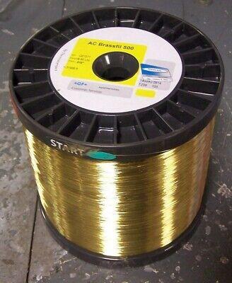 New Gf G01571 Ac Brassfil 500 .010 Wire For Elox Fanuc Edm Wire Cut Machine