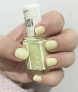 Brand New Essie Nail Polish Pastel Green 'Chillato' #757 OPI