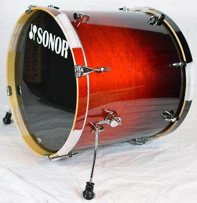 "Sonor Bassdrum ESF 2220 BD NM Amber Fade 22"" x 20"""
