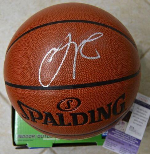 Jayson Tatum Signed NBA Basketball w/ JSA COA #U44102 Boston Celtics Duke