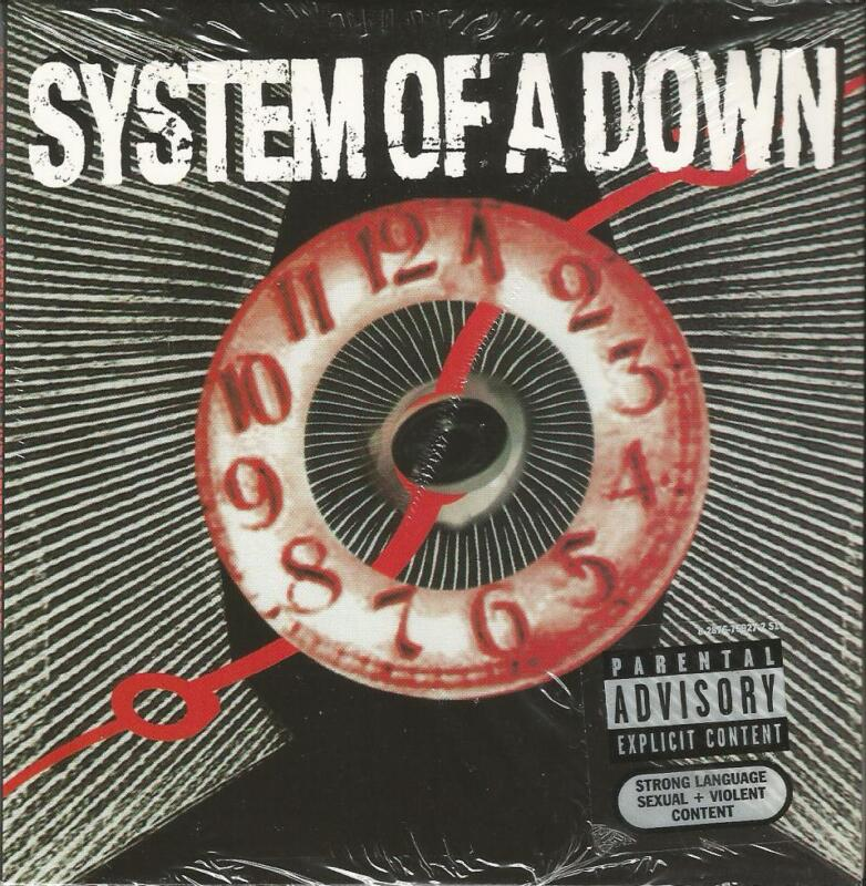 System Of A Down Hypnotize EP
