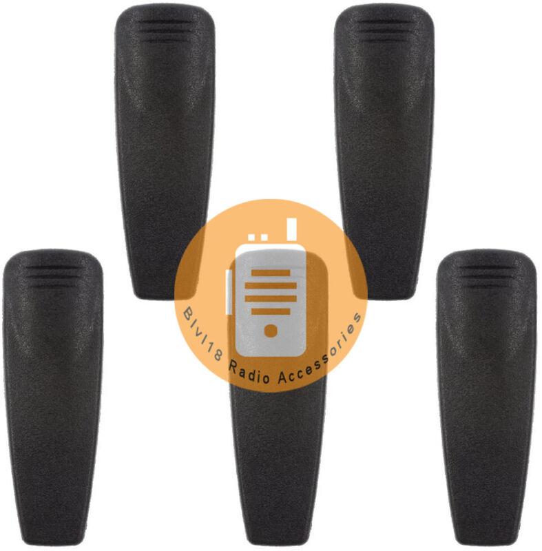 5Pack RDU4100 RDU4160d RDM2080D RDM2070d Spring Belt Clip For Motorola Radio