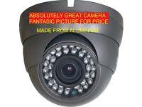 Avtech 540TVL Eyeball IR Dome Camera with OSD