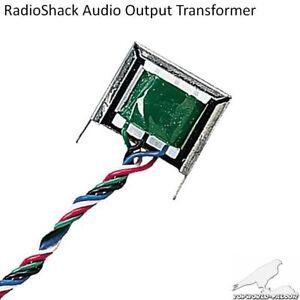 New - RadioShack Audio Output Transformer (273-1380)  - 1K ohm CT to 8 ohm