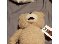 Ted talking toy