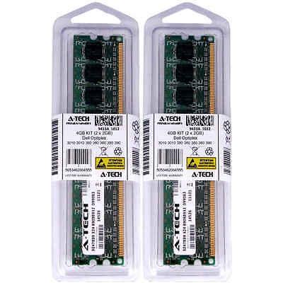 4GB KIT 2 x 2GB Dell Optiplex 3010 380 390 580 780 790 7900