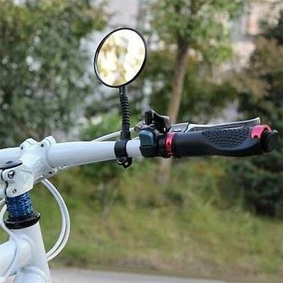 Right Hafny HF-MR085R 360º Adjustable Bike Handlebar Grip Rearview Mirror