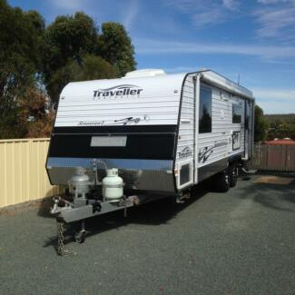 Traveller Sensation Narrogin Narrogin Area Preview