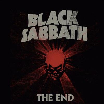 BLACK SABBATH - The End CD