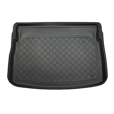 Bandeja Maletero de Goma para VW Golf 7 Sportsvan 2014- Aumento/Profundidad