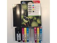 HP 920XL Printer inks