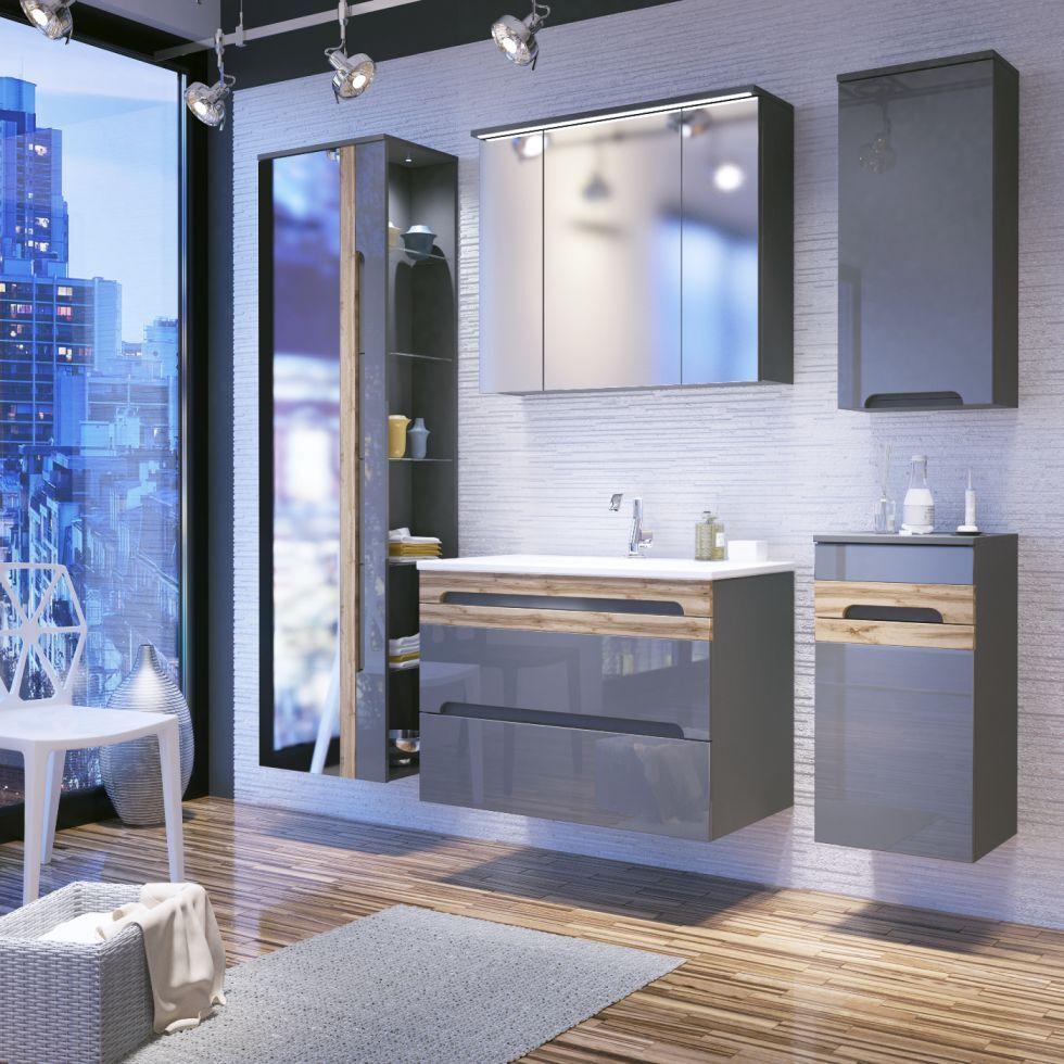 Waschtisch komplett set t lz 4 0 waschbecken armatur for Waschbecken komplett set