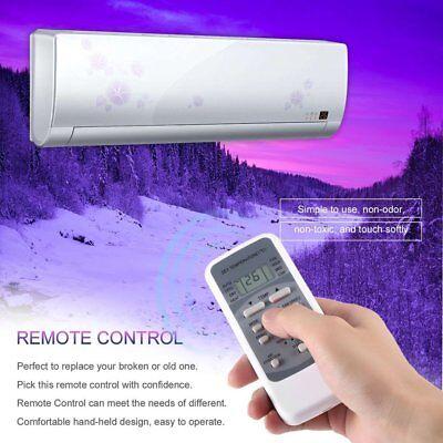 For Midea Split & Portable Air Conditioner Remote Control R51M/E/D RG51113 DM (Air Conditioner Remote Control)