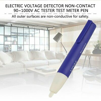 Electric Voltage Detector Non-contact 901000v Ac Tester Test Meter Pen Kw