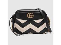 Authentic Gucci GG Marmont Shoulder Bag